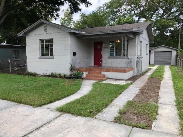 2110 W SAINT CONRAD STREET, Tampa, FL 33607 - MLS#: U8123899