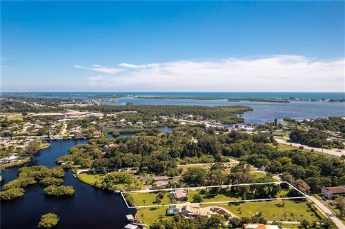 Photo of 1585 MANOR ROAD, ENGLEWOOD, FL 34223 (MLS # D6120900)