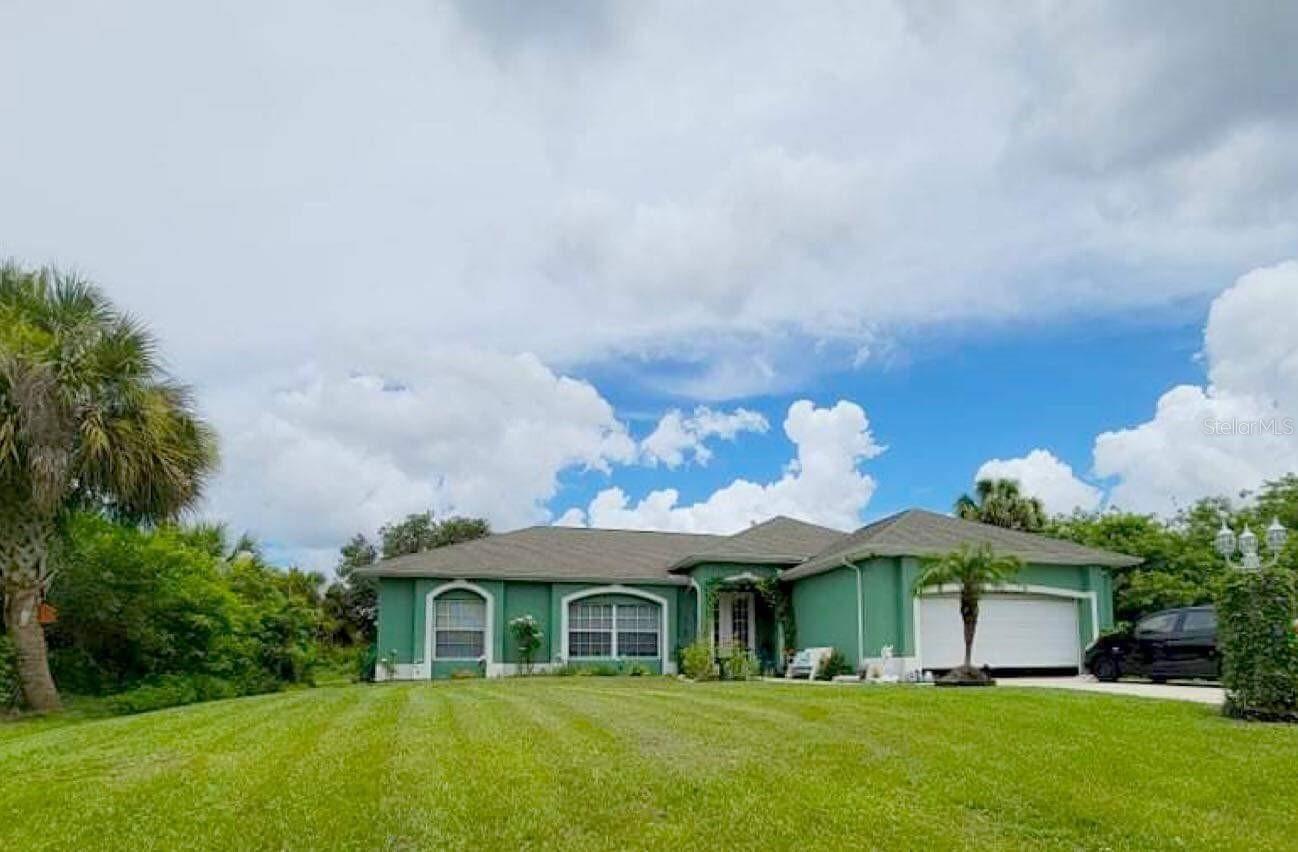 1537 N SAN MATEO DRIVE, North Port, FL 34288 - #: A4504900