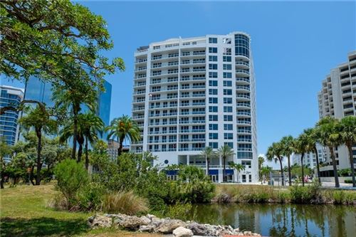 Photo of 1233 N GULFSTREAM AVENUE #803, SARASOTA, FL 34236 (MLS # A4471901)