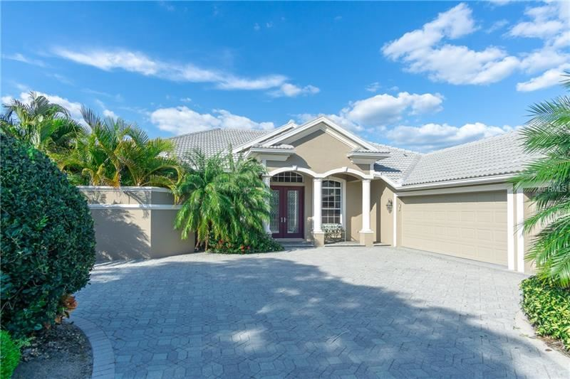 Photo of 3779 EAGLE HAMMOCK DRIVE, SARASOTA, FL 34240 (MLS # A4434902)