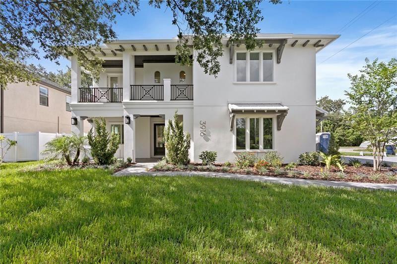 3916 W MULLEN AVENUE, Tampa, FL 33609 - MLS#: T3213902
