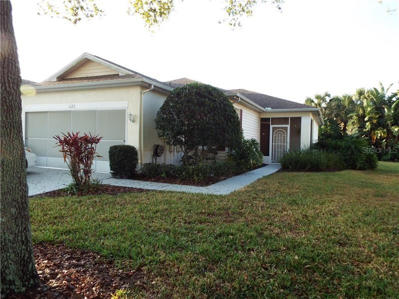 1222 RADISON #19, Sun City Center, FL 33573 - #: T3248905