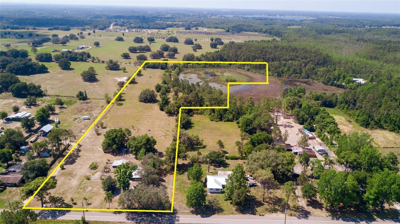 9430 FLORIDA BOYS RANCH ROAD, Clermont, FL 34711 - MLS#: T3304905