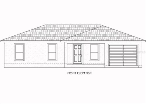 Photo of 660 CHESTNUT AVENUE, ORANGE CITY, FL 32763 (MLS # V4914906)