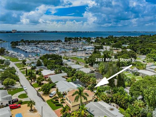Photo of 2801 MIRIAM STREET S, GULFPORT, FL 33711 (MLS # U8109907)