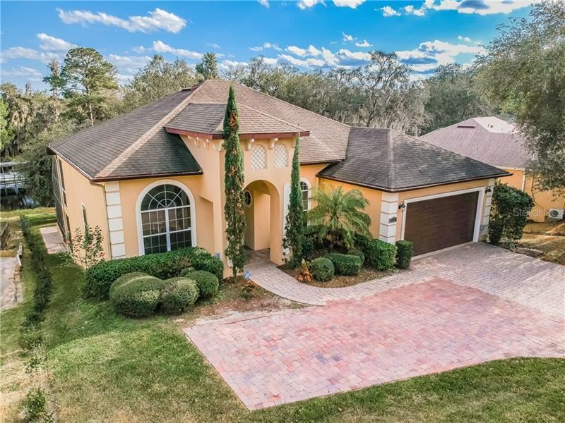 11818 LAKESHORE DRIVE, Clermont, FL 34711 - #: O5917908