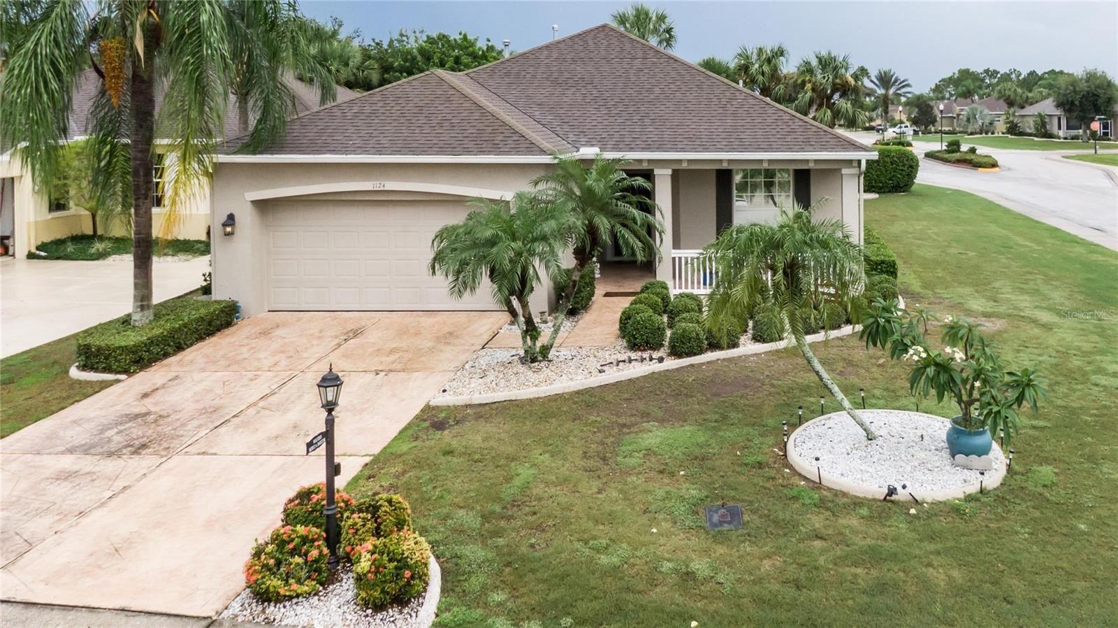 1124 JASMINE CREEK COURT, Sun City Center, FL 33573 - #: T3328909