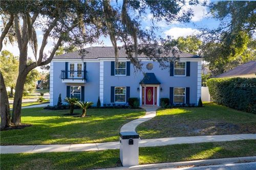 Photo of 609 SMOKERISE BOULEVARD, LONGWOOD, FL 32779 (MLS # O5838910)