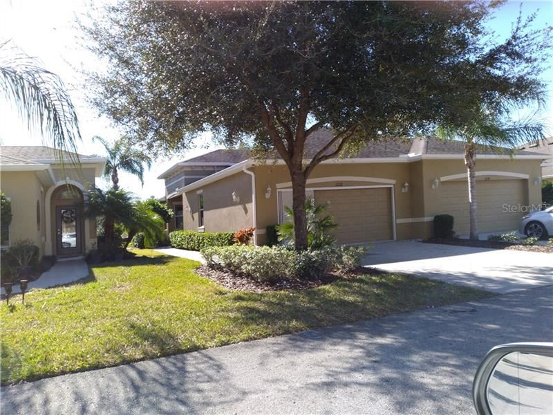 2232 OAKLEY GREEN DRIVE #2232, Sun City Center, FL 33573 - #: T3293910