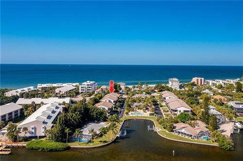 Photo of 2731 N BEACH ROAD #110, ENGLEWOOD, FL 34223 (MLS # D6121911)