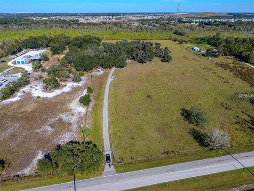 Photo of 10906 BILL TUCKER ROAD, WIMAUMA, FL 33598 (MLS # T3147911)