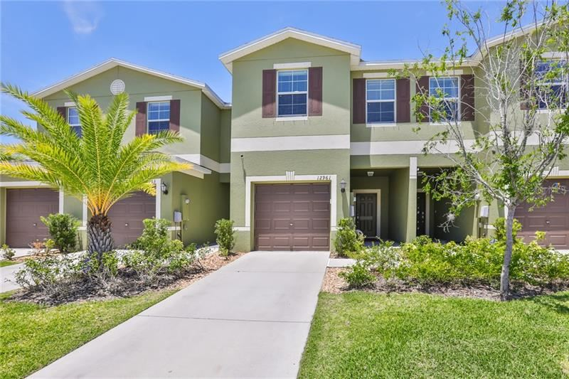 12961 UTOPIA GARDENS WAY, Riverview, FL 33579 - MLS#: T3241911