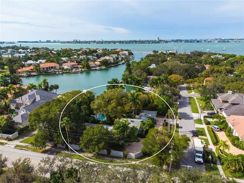Photo of 1590 GULFVIEW DRIVE, SARASOTA, FL 34236 (MLS # A4486913)