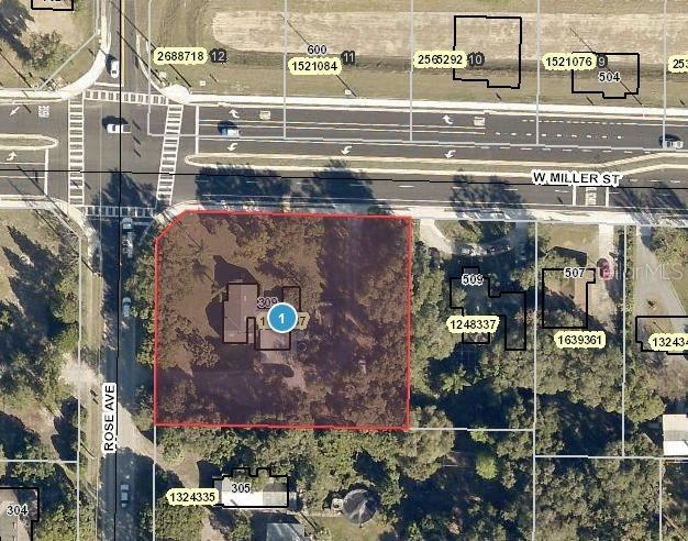 309 ROSE AVENUE, Fruitland Park, FL 34731 - #: OM617913