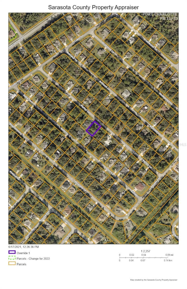 Photo of LOTS 29 & 30 PARLAY LANE, NORTH PORT, FL 34286 (MLS # C7444914)