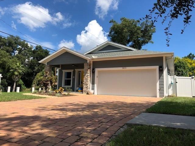 3813 N HIGHLAND AVENUE, Tampa, FL 33603 - #: T3262914