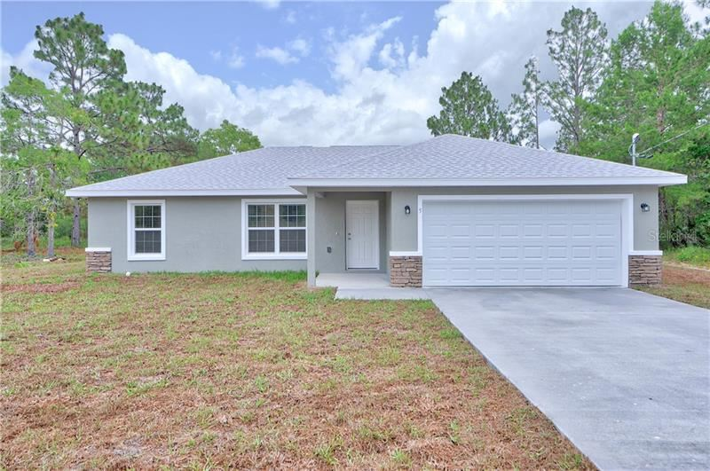 5 FISHER LANE TERRACE, Ocklawaha, FL 32179 - #: OM603915