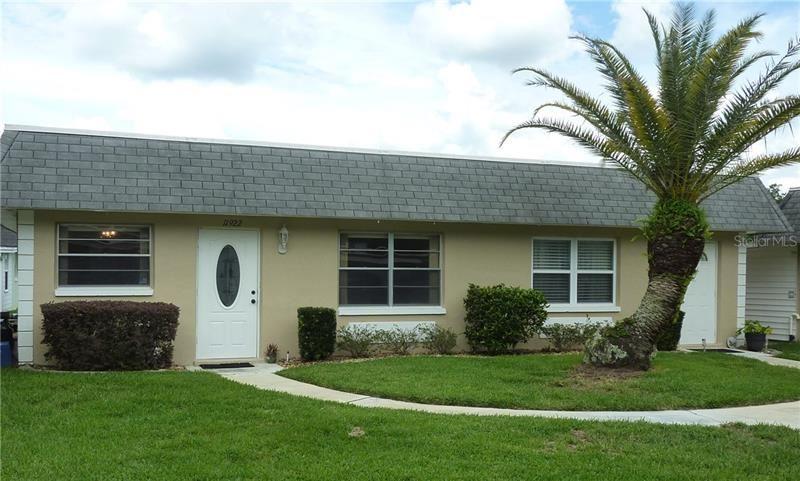 11922 BAYONET LANE #A, New Port Richey, FL 34654 - #: W7823915