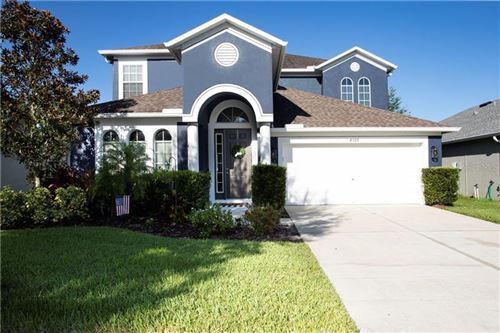 Photo of 4029 WARWICK HILLS DRIVE, WESLEY CHAPEL, FL 33543 (MLS # T3197916)