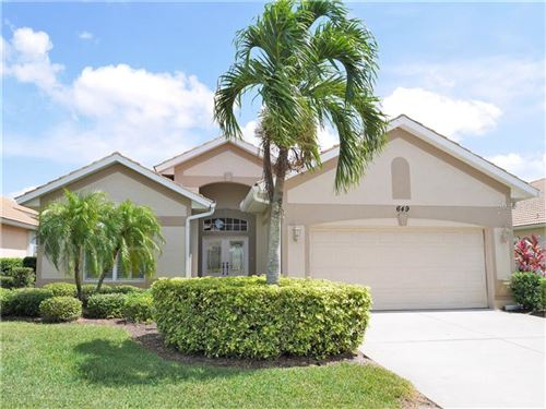 Photo of 649 SILK OAK DRIVE, VENICE, FL 34293 (MLS # U8089916)