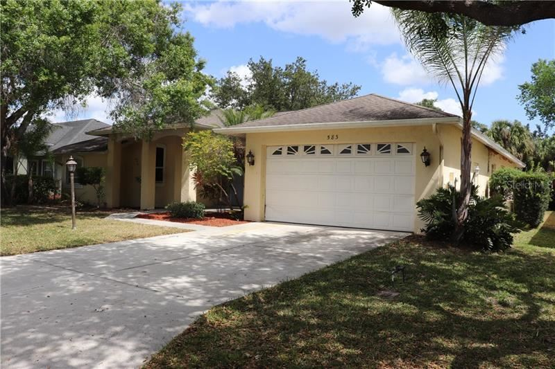 Photo of 583 PINE RANCH EAST ROAD, OSPREY, FL 34229 (MLS # A4462916)
