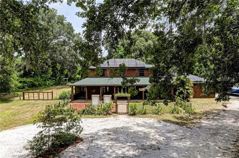Photo of 11112 COUNTRY RIVER DRIVE, PARRISH, FL 34219 (MLS # A4470916)