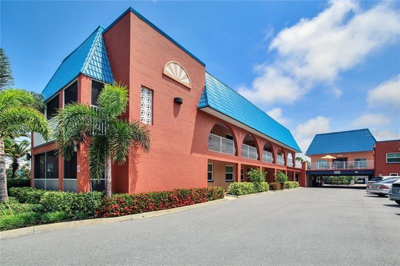 17035 GULF BOULEVARD #118, North Redington Beach, FL 33708 - #: U8109916