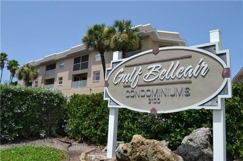 Photo of 3100 GULF BOULEVARD #211, BELLEAIR BEACH, FL 33786 (MLS # U8088917)