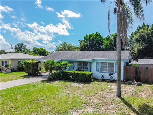 Photo of 10340 53RD AVENUE N, ST PETERSBURG, FL 33708 (MLS # U8136917)
