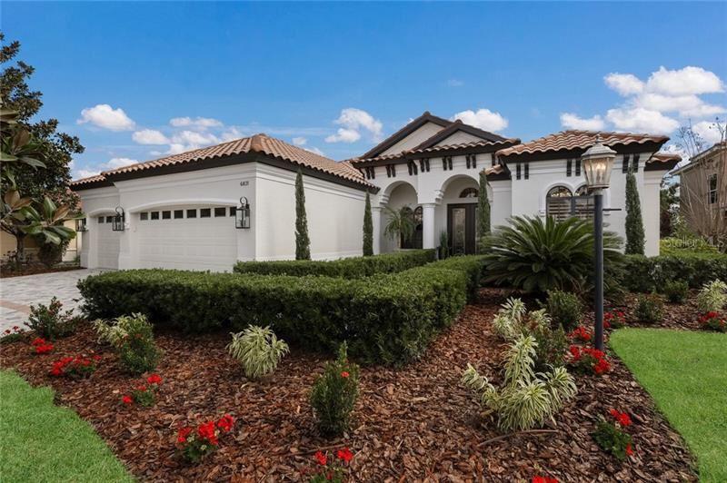 6831 DOMINION LANE, Lakewood Ranch, FL 34202 - #: A4490917