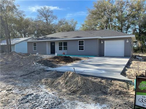 Photo of 19157 ST LAWRENCE DRIVE, DUNNELLON, FL 34432 (MLS # OM613918)