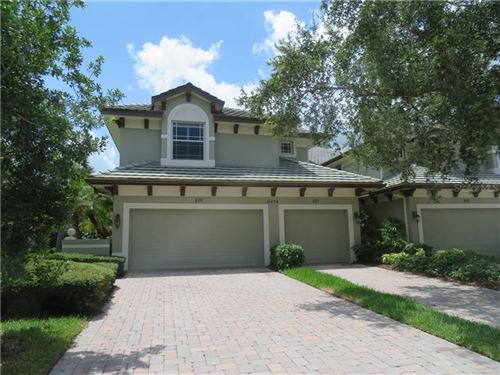 Photo of 6434 MOORINGS POINT CIRCLE #201, LAKEWOOD RANCH, FL 34202 (MLS # U8089918)
