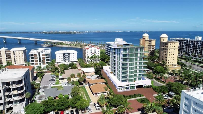 Photo of 111 GOLDEN GATE POINT #PH-602, SARASOTA, FL 34236 (MLS # A4499919)