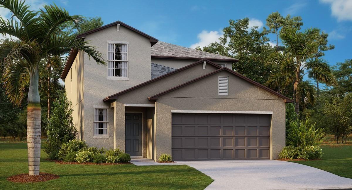 5251 WHITE CHICORY DRIVE, Apollo Beach, FL 33572 - MLS#: T3321919