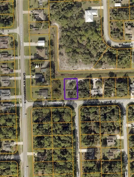 Photo of CHURCHILL AVENUE, NORTH PORT, FL 34286 (MLS # D6116920)
