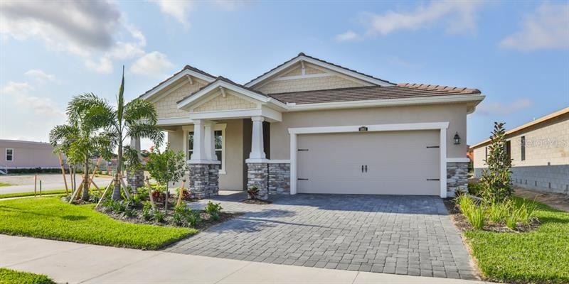 5865 LONG SHORE LOOP #91, Sarasota, FL 34238 - #: T3225921