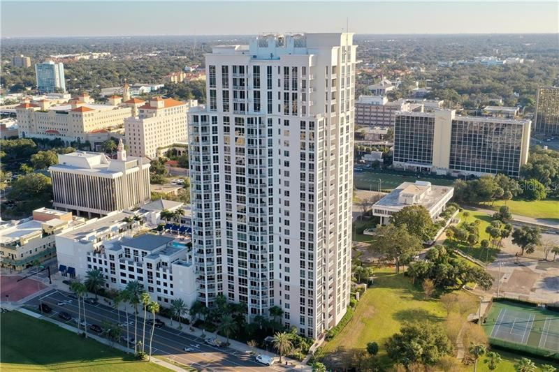 331 CLEVELAND STREET #705, Clearwater, FL 33755 - #: U8106921
