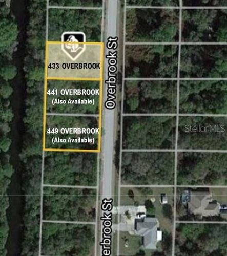 Photo of 433 OVERBROOK STREET, PORT CHARLOTTE, FL 33954 (MLS # C7423922)