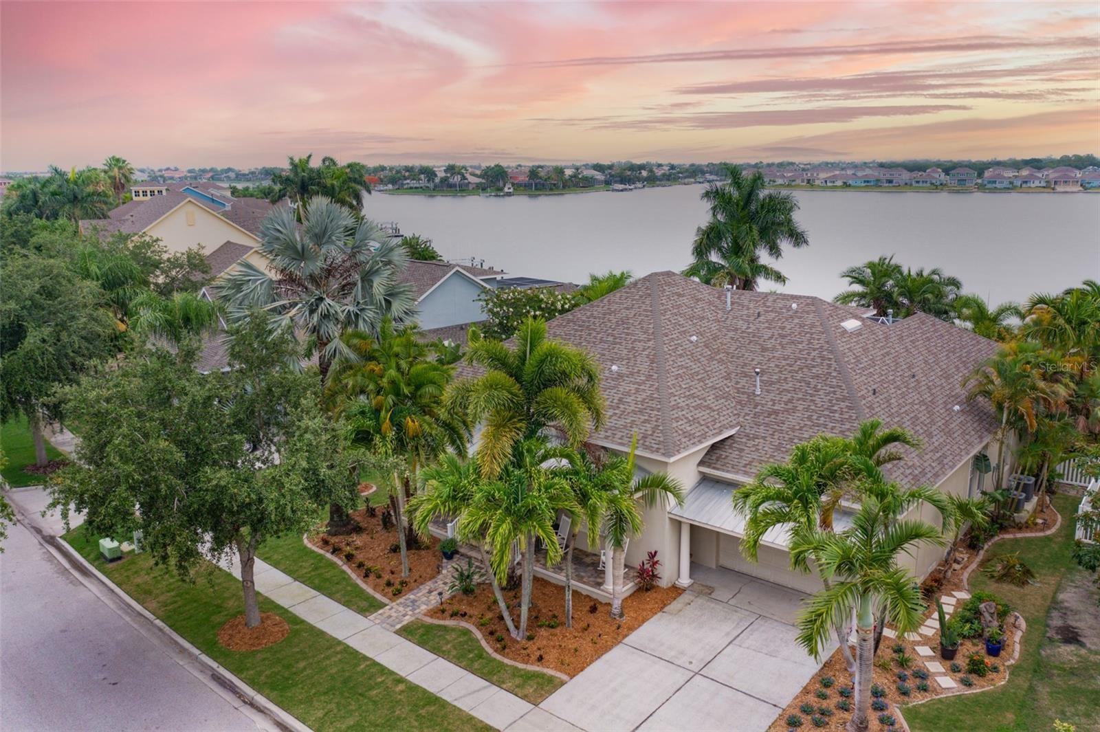 5229 BRIGHTON SHORE DRIVE, Apollo Beach, FL 33572 - MLS#: T3313922