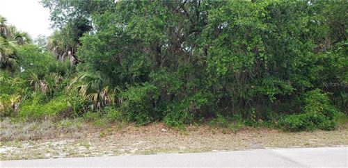 Photo of RHAPSODY AVENUE, NORTH PORT, FL 34288 (MLS # C7441923)