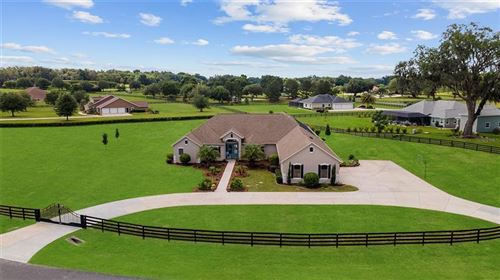 Photo of 2587 NE 108TH LANE, OXFORD, FL 34484 (MLS # G5040923)