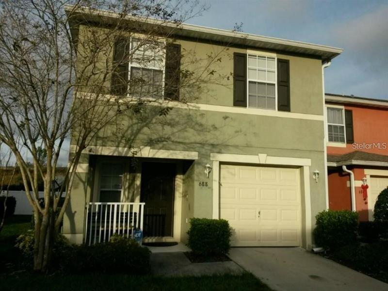 688 CRESTING OAK CIRCLE #48, Orlando, FL 32824 - MLS#: S5036924
