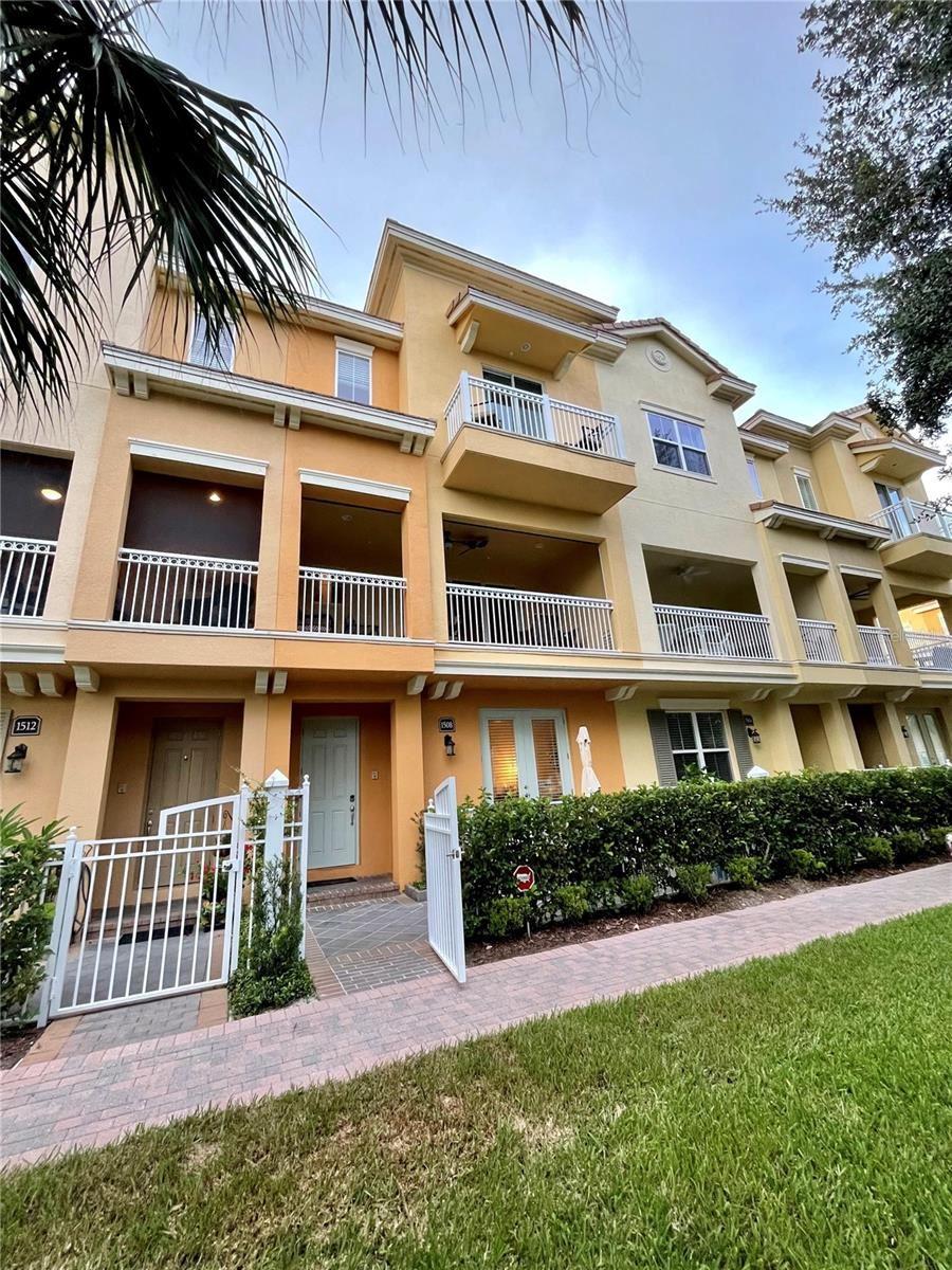 1508 LAKE GEORGE DRIVE #D, Lake Mary, FL 32746 - #: O5954925