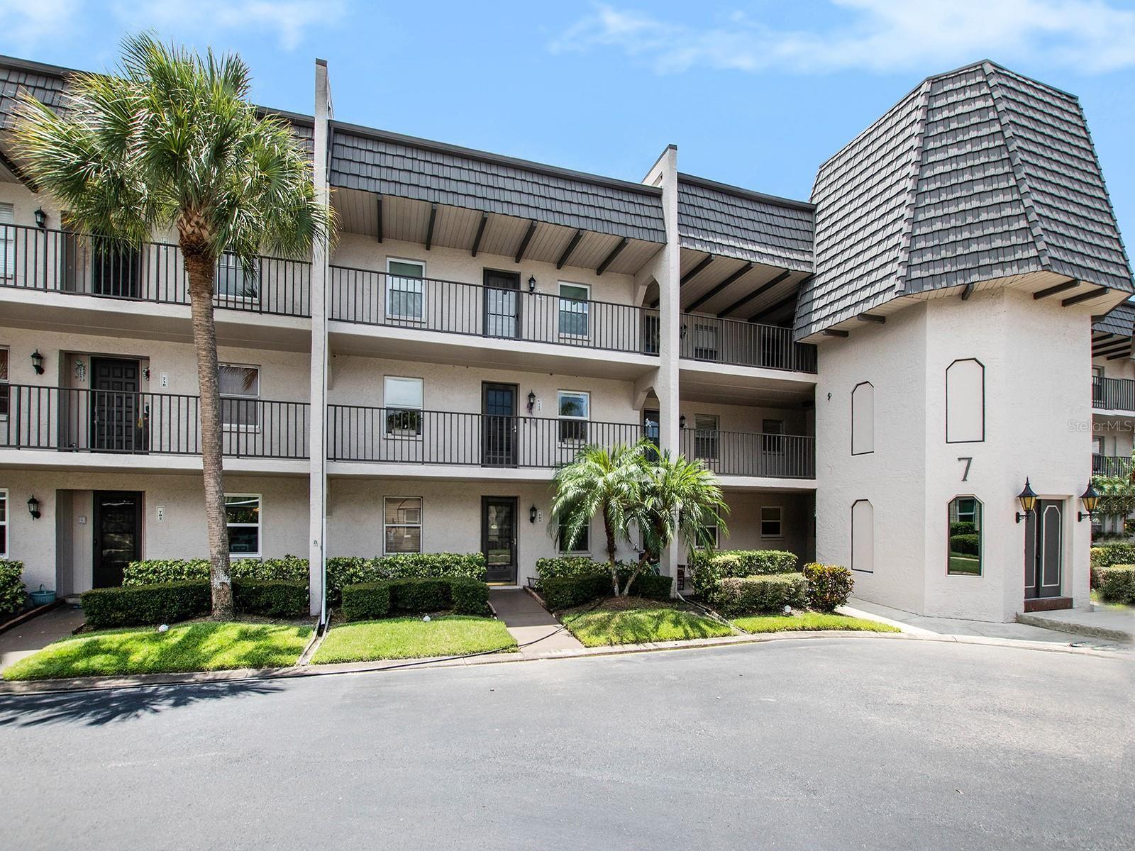 718 CORDOVA GREEN #718, Seminole, FL 33777 - #: U8129925