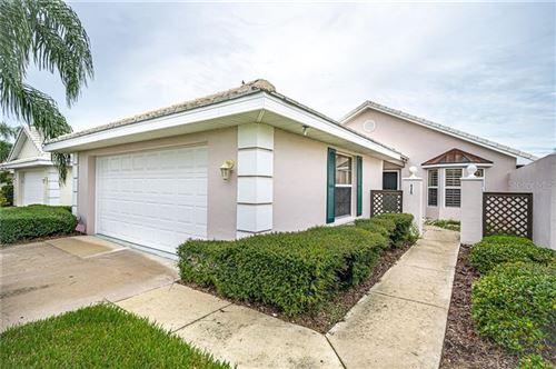 Photo of 826 HARRINGTON LAKE LANE #57, VENICE, FL 34293 (MLS # D6113927)