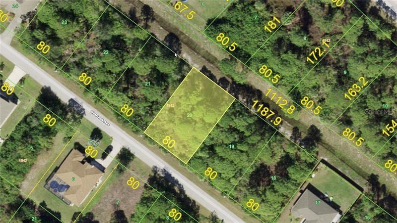 Photo of 14328 OVERLOOK AVENUE, PORT CHARLOTTE, FL 33981 (MLS # D6116927)
