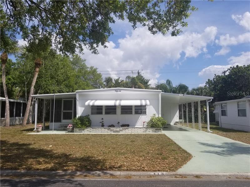 113 OAKWOOD BOULEVARD #Z-7, Sarasota, FL 34237 - #: A4462928