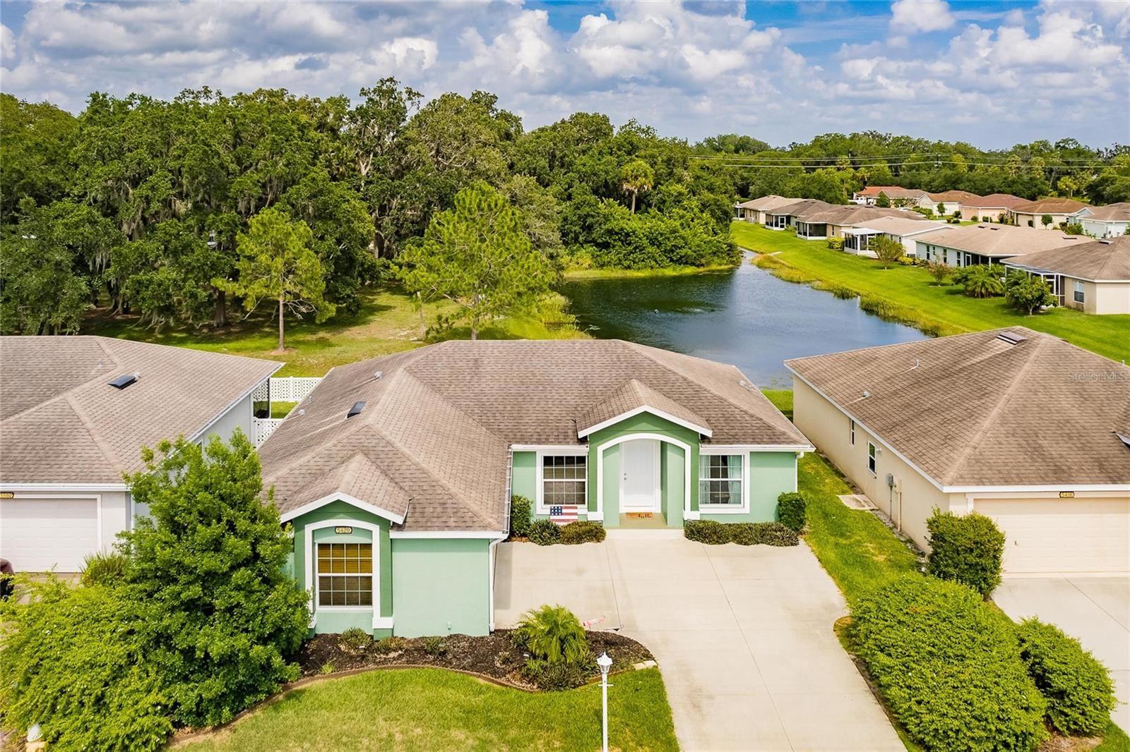 Photo of 5420 33RD AVENUE E, PALMETTO, FL 34221 (MLS # A4504930)