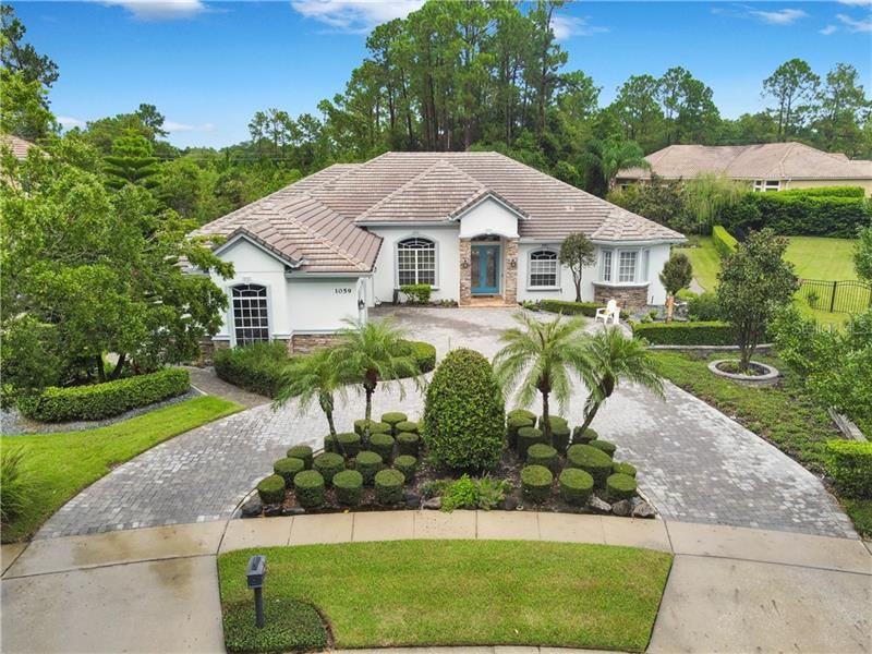 1059 HENLEY DOWNS PLACE, Lake Mary, FL 32746 - #: O5889930